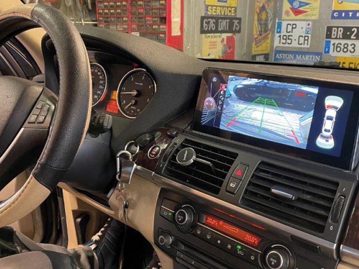 apple CarPlay BMW X5