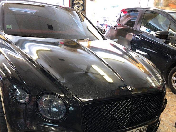 Bentley conti gt