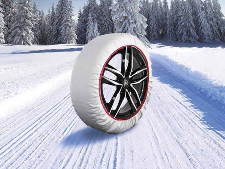 husky chaussette pneus hiver