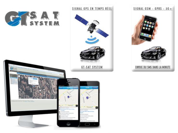 gt sat system