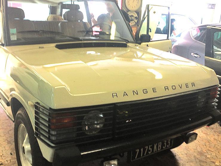 Range Rover sport 1983