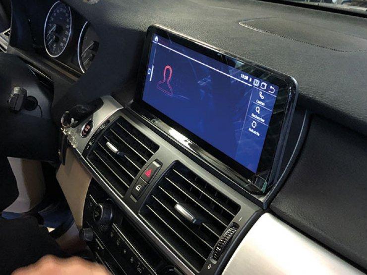 Système multimédia Bmw X5