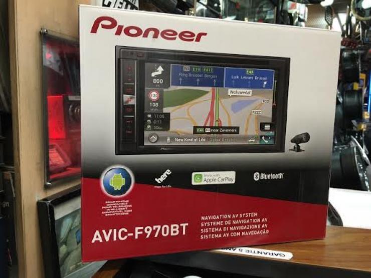 autoradio pioneer avic