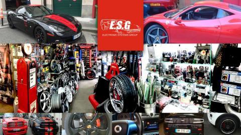 ESG accessoire auto paris