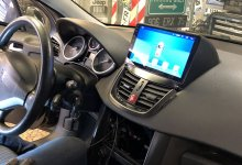 apple car play Peugeot