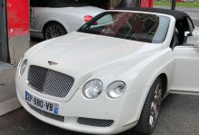Bentley conti gtc