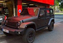 jeep kit ethanol
