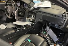 apple CarPlay Maserati