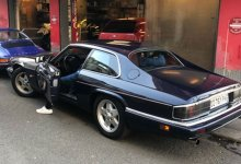 pose camera jaguar xjs