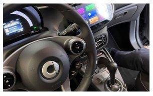 apple CarPlay smart 453