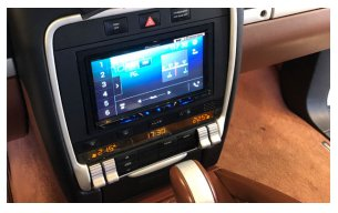 apple CarPlay Porsche Cayenne